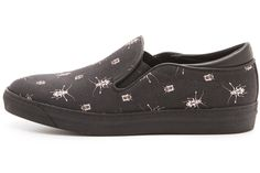 Step into the School Year with 100 Super Stylish Sneakers: McQ Slip-on sneakers