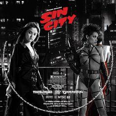 Bem Brasil Capas: Sin City - Capa + Label DVD Capas Dvd, Sin City, Movies, Movie Posters, Brazil, Films, Film Poster, Cinema, Movie