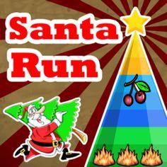 Santa Run educational in science Super Mario Run, Ipod Touch, Ipad, Santa, Running, Education, Iphone, Learning, Life