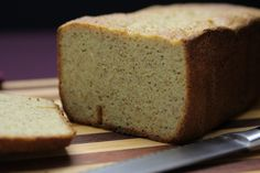 """Yeast-Based Paleo Bread Revisited 