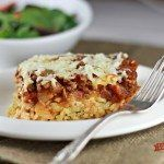 'Just saved Baked Spaghetti - Southern Bite in my Recipe Box! Beef Recipes, Cooking Recipes, Hamburger Recipes, Pasta Recipes, Recipies, Dinner Recipes, Enchilada Recipes, Shrimp Recipes, Yummy Recipes
