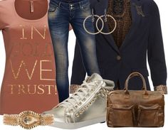Casual Outfit - stylefruits.nl