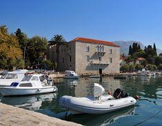 Beautiful 15th Century Castle in Kastela, Croatia
