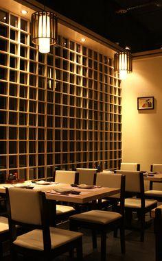 Nagoya Japanese Restaurant by Penny Chan, via Behance