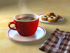 Coffee Break – 24″W x 18″H – Peel and Stick Wall « Holiday Adds