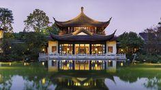 Five-Star Luxury Hotel | Four Seasons Hotel Hangzhou at West Lake
