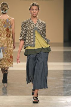 TM Collection, Spring/Summer 2014, at Portugal Fashion Week.