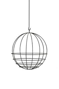 Hanging basket metal / jotex.se