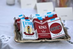 candy cigarettes for the Gatsby party - candy cigarettes for the Gatsby party candy cigarettes for the Gatsby party Great Gatsby Party, Gatsby Themed Party, 50th Party, 40th Birthday Parties, Gangster Party, Prohibition Party, Speakeasy Party, 1920s Speakeasy, Roaring Twenties Party