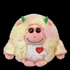 TY Beanie Monstaz. Lola (current). Suitable for ages 3+