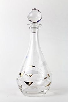 13 Milano SE Crystal 6 cup Wine Decanter *** Check out the image by visiting the link.