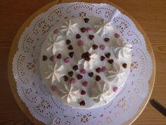 Recetas para Alérgicos SIN Trazas: Tarta de nata sin leche sin huevo sin frutos secos y sobretodo sin trazas
