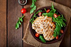 Adding more protein to your diet could help with your weight loss goals!