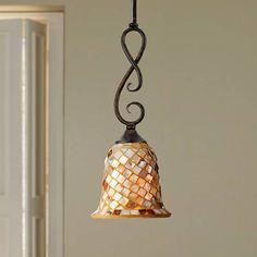 hampton bay somerset 1light oilrubbed bronze mini pendant home minis and the ou0027jays