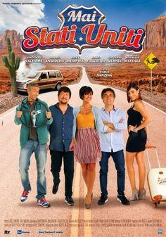 2013, poster art: Mai stati uniti (2013- Italia)