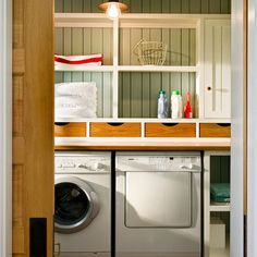Laundry Room Built In Laundry Design, Pictures, Remodel, Decor and Ideas - page 3
