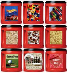 Free Canister Designs from Folgers - Free Stuff Finder Folgers Coffee Container, Plastic Coffee Containers, Coffee Can Crafts, Wine Chart, Coffee Canister, Coffee Cans, Canisters, Easy Diy, Crafts