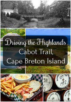 Driving the Highlands   Exploring Cabot Trail, Cape Breton Island   Wandering Gaels
