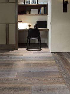 French Grey American Oak Timber Floors By Royal Oak Floors.  Www.royaloakfloors.com