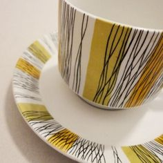 Midwinter vintage design this is Sienna by Jessie Tait and is one of my favourite designs