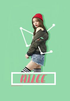 Ailee aesthetic edit 🌹 #Ailee #edit #photoshop #aesthetic #에일리