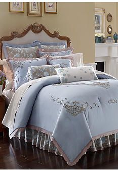 Teal Bedding, Teal Blue Comforters, Comforter Sets, Bedding Sets & Bed In A Bag: The Home Decorating Company Aqua Bedding, Bedding Shop, Home Bedroom, Bedroom Decor, Master Bedroom, Bedroom Ideas, Dream Bedroom, Bedding Decor, Master Suite