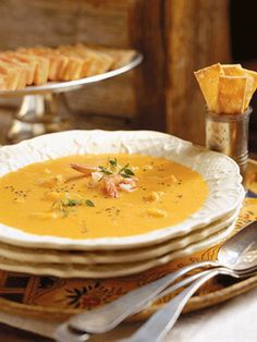 Shrimp Bisque Bourbon
