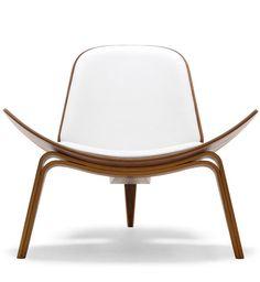 Wegner CH07 Shell Chair #danish #classic - Loved by @denmarkhouse