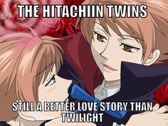 Twilight is nothing compared to them o-o <<< Twilight was originally nothing but y'know... I still agree...