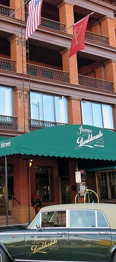 The Hotel Boulderado is 1-block north of the pedestrian Pearl Street Mall. Upon opening in 1909, rooms could be rented from $1.00 to $2.50 per day. Today, the Boulderado offers that rare blend of luxury with historic ambience. Indulge yourself and enjoy Downtown Boulder!