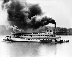 Riverboat. Don Newman