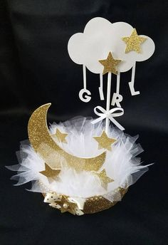 Twinkle Twinkle Little Star Baby Shower Centerpiece/ Twinkle