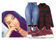 """""""Untitled #586"""" by iamlexus ❤ liked on Polyvore featuring NIKE"""