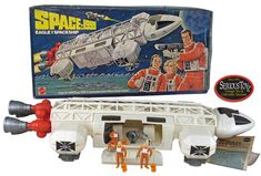 "One of the best toys ever. The thing was HUGE (24"" long) and modular so it could be restructured into different spaceships."