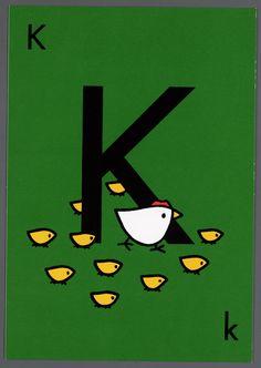 Briefkaart met een illustratie van Dick Bruna