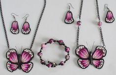 www.luxscorner.com/ Hand made Polymer Clay Jewelry by Laxmi Jayaraj (Lux)!!!