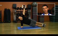 Tim Crowley explains the Side T Reverse Fly, a strength-training exercise for runners that combines the side bridge with the reverse fly.