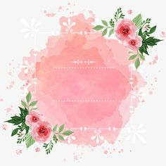 Invitations Decorative elements, Rose, Pink, Romantic PNG and Vector