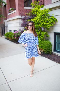 50fc003ad107 How to Wear Gingham This Season. Romper CasualCute Casual OutfitsFashion  OutfitsWomens FashionWarehouseRompersGrungeTrendsAdidas
