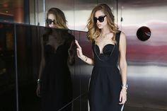 revisited #audreyhepburn in Calvin Klein, New York  @Chiara Ferragni