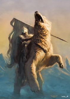 Character concept: beast rider. Ranger. Druid. Fighter. Sorcerer. Wizard. Animal companion. Charm animal. dominate  animal.