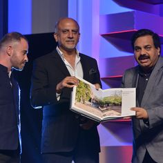 The revealing of the book of the 50 most beautiful spaces in India at AD 50 by Amit Syngle, Greg Foster and Alex Kuruvilla Beautiful Space, Most Beautiful, The Book, The Fosters, Events, India, Ads, Spaces, Books