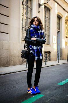 Bow Street: New In... My Shoedrobe   New Balance 410s   styling ideas