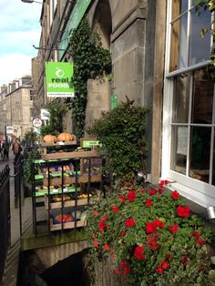 Real Foods, Edinburgh
