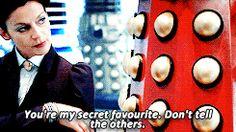 egomaniac needy game player| Doctor Who Season 9| @LeftShark