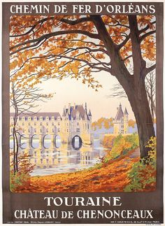 Lot 294: Nice Original 1920s French Travel Poster CONSTANT DUVAL - PosterConnection Inc. | AuctionZip