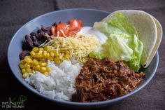 Mexicaanse pulled beef