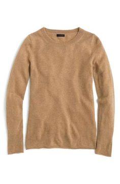 Jcrew Long Sleeve Italian Cashmere Sweater Anas Sweaters