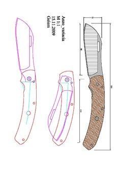 254 Best Knife Designs Folding Images Knife Making