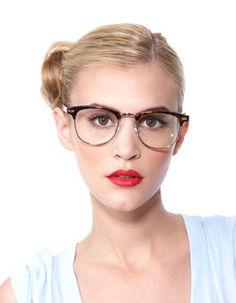 Fashion Glasses | ... on Fashion Trend Alert Nerdy Sunglasses And Glasses at Fashion Looks